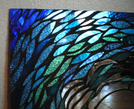 Мозаичные зеркала от Валери Уотсон. 83716