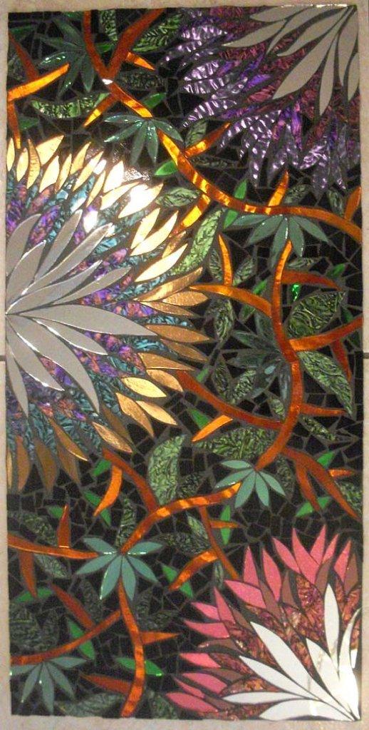Мозаичные зеркала от Валери Уотсон. 64796