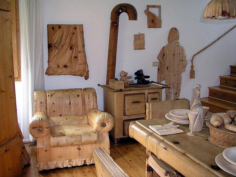 Деревянные работы для дома своими руками
