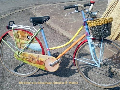 Как украсить велосипед в домашних условиях своими руками