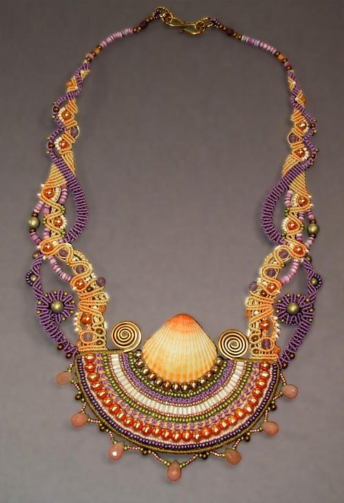 расскажем Вам макраме ожерелье самое интересное в блогах отстирать гудрон одежды