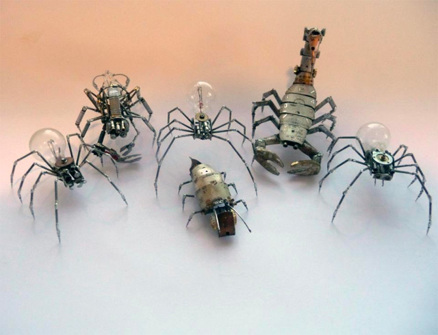 Mechanical_Arthropods_and_Insects_Justin_Gershenson-Gates_9