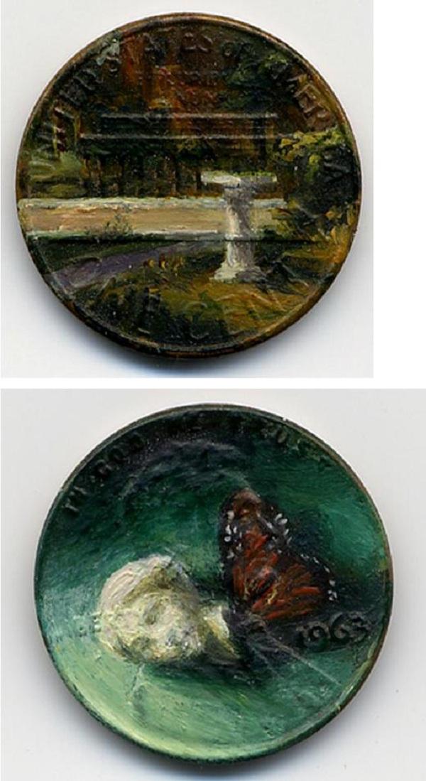Painted-Pennies